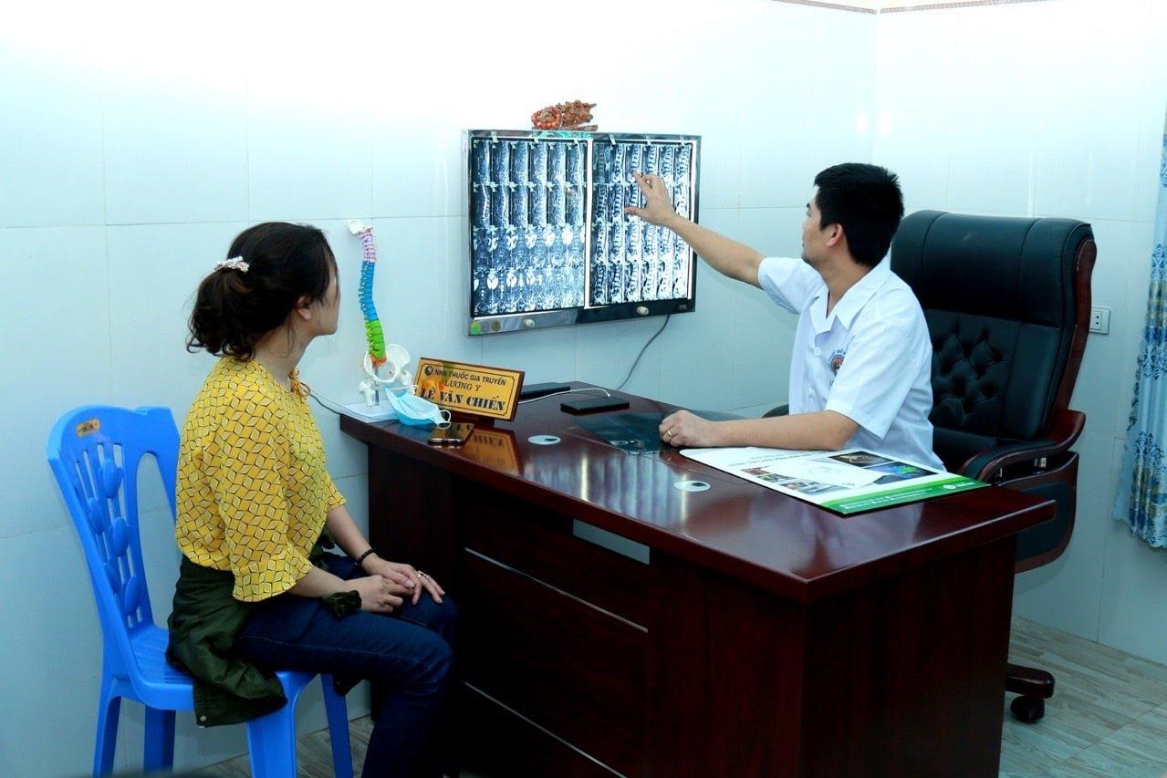 Người kế nghiệp - Lương Y Lê Văn Chiến
