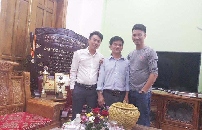Báo http://tintucviet24h.com đã chia sẻ: Lương Y Lê Văn Thọ người Thầy Thuốc tận tâm - Khắc tinh bệnh xương khớp